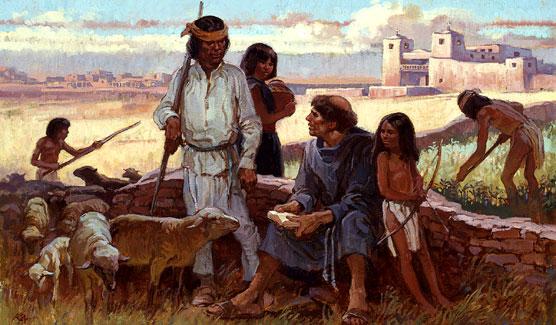 Pueblo-Indian